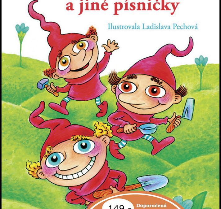 Dětské knížky z Fragmentu